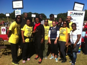 AIDS WALK WITH Gang 2